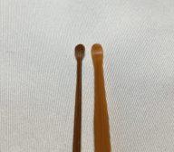 左:匠の技、右:100均耳かき